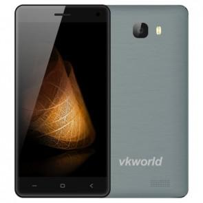 VKworld T5 2GB 16GB MTK6580 Android 5.1 3G Smartphone 5.0 inch Screen 13MP Camera Gray