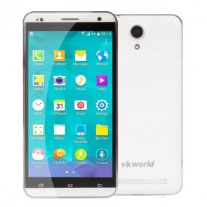 VKworld VK700 Pro 1GB 8GB MTK6582 Quad core Android 4.4 Smartphone 5.5 Inch 3200mAh Battery White