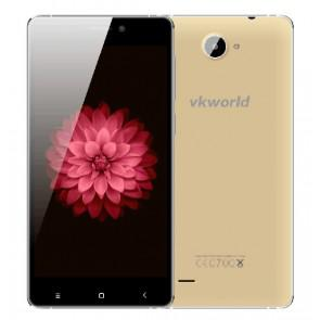 Vkworld Vk700X 1GB 8GB Android 5.1 MTK6580 Quad core Smartphone 5.0 inch 8MP Camera Gold