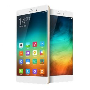 Xiaomi Mi Note Pro 4G 4GB RAM Snapdragon 810 64GB MIUI V6 Smartphone 5.7 Inch 2K Screen 13MP camera Champagne