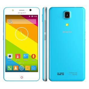 ZOPO Color C ZP330 4G LTE Android 5.1 MT6735 Quad Core 1GB 8GB Dual Sim Smartphone 4.5 inch 5MP Camera Blue