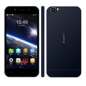 ZOPO ZP1000 Ultrathin Android 4.2 Smartphone MTK6592 Octa core 1GB 16GB 5.0 Inch 14MP camera OTG Black