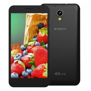 ZOPO ZP320 4G LTE MTK6582 quad core Android 4.4 1GB 8GB Smartphone 5.0 Inch 8MP camera Black