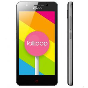 ZOPO Color C ZP330 Android 5.1 Quad Core 4G LTE Dual Sim 1GB 8GB Smartphone 4.5 inch 5MP Camera Black