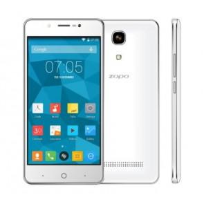ZOPO ZP350 4G LTE Android 5.1 Quad Core 1GB 8GB Dual Sim Smartphone 5.0 inch 5MP Camera White