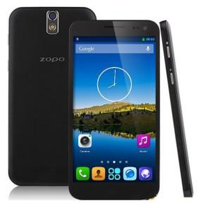 ZOPO ZP998 Smartphone MTK6592 Octa Core 2GB 16GB 5.5 Inch Gorilla Glass FHD Screen Android 4.2 14MP camera OTG NFC Black