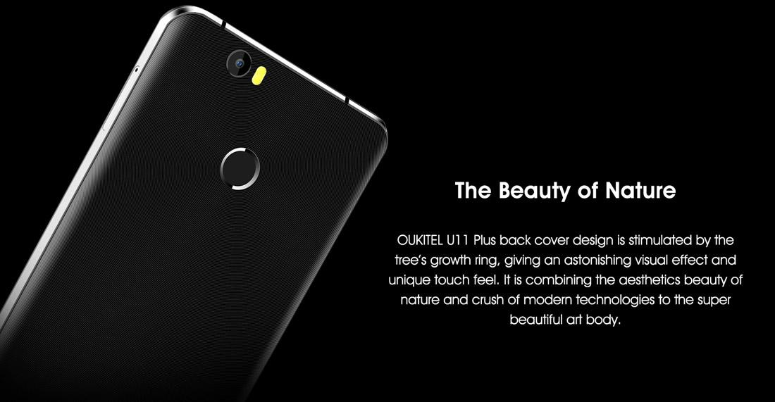 OUKITEL U11 Plus Mobile Phone