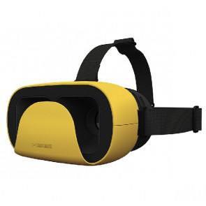 Baofeng Mojing XD 3D Immersive VR Headset FOV60 IPD Adjustable for 5-6 inch Smartphones Yellow