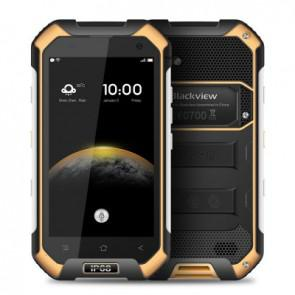 Blackview BV6000 Outdoor Smartphone MTK6755 Android 6.0 3GB 32GB 4.7 inch IP68 Waterproof 13MP Camera 4200mAh Yellow