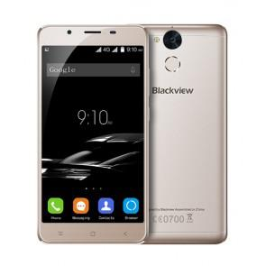Blackview P2 4G LTE 4GB 64GB MTK6750 Octa Core Android 6.0 Smartphone 5.5 inch FHD 13.0MP Camera 6000mAh Battery Gold