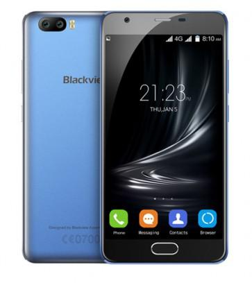Blackview A9 Pro 4G LTE Smartphone MT6737 Quad Core Android 7.0 2GB 16GB 5.0 inch Dual Rear Camera Blue