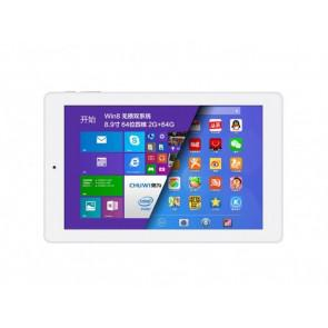 Chuwi V89 Windows 8.1 & Android 4.4 Intel 64 Bit Z3735F 64GB 2GB 8.9 Inch Tablet PC 3G GPS White