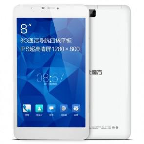 Cube Talk8H 3G MTK8382 Quad Core Android 4.4 1GB 8GB Tablet PC 8 Inch Bluetooth GPS OTG White