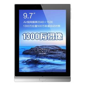 Cube Talk 98 3G MT8135 quad core 2GB 16GB Tablet PC 9.7 Inch Retina Screen 13MP Camera WiFi GPS Gray