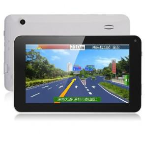 Freelander PD100 Android 4.0 7 Inch Tablet PC 8GB ROM dual camera GPS WIFI White