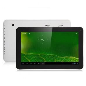 Freelander PD500C Android 4.1 Dual Core Tablet PC 10.1 Inch HD Screen 8GB ROM HDMI OTG White