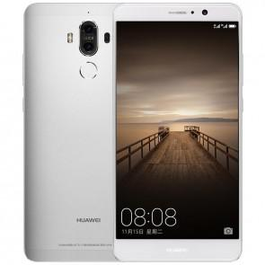 Huawei Mate 9 4G LTE 4GB 32GB Kirin 960 Octa Core Android 7.0 Smartphone 5.9 inch FHD 20.0MP+12.0MP Dual Rear Cameras SuperCharge Type-C Silver