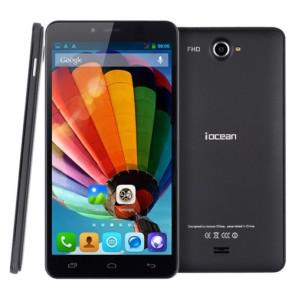 Iocean G7 MTK6592 octa core Android 4.2 2GB 16GB Smartphone 6.44 Inch Screen 13MP camera Black