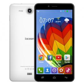 Iocean G7 MTK6592 octa core Android 4.2 Smartphone 2GB 16GB 6.44 Inch Screen 13MP camera White