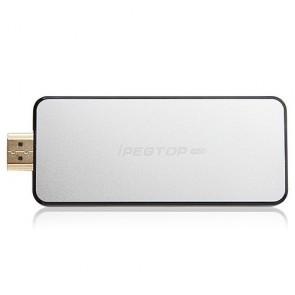 iPEGTOP A2 Android 4.2 RK3188 quad core Mini Android TV Box 2GB 8GB Bluetooth Silver