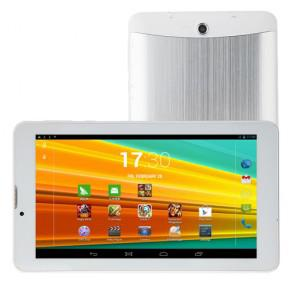 JXD P3000S 3G MTK8312 Dual Core Android 4.2 7.0 Inch 4GB ROM Tablet PC GPS WiFi White