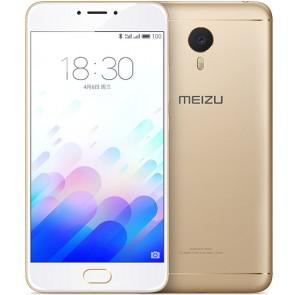 Meizu M3 Note 3GB 32GB 4G LTE Helio P10 Octa Core Smartphone Android 5.1 5.5 Inch 13MP camera Gold