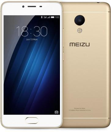Meizu M3S 4G LTE 2GB 16GB MTK6750 Octa Core Android 5.1 Smartphone 5.0 Inch 13MP camera Gold