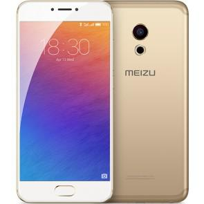 Meizu Pro 6 4G LTE 4GB 32GB Helio X25 Android 6.0 Smartphone 5.2 inch 21MP camera Gold