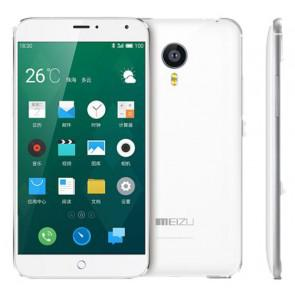 Meizu MX4 4G MTK6595 Octa Core Android 4.4 20.7MP Camera 5.36 Inch Smartphone 2GB 16GB Silver