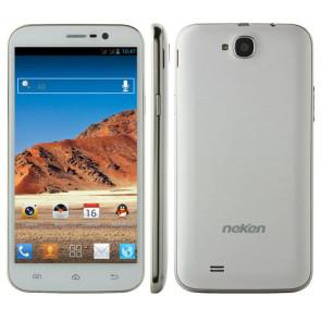 Neken N3 MTK6589 Quad Core 5.7 Inch Android 4.1 Smartphone 1GB 4GB 8MP camera White