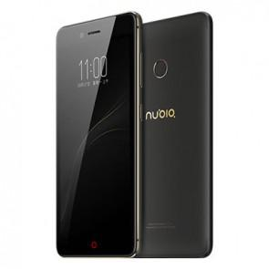 Nubia Z11 MiniS 4G LTE Smartphone 4GB 64GB Snapdragon 625 Octa Core Android 6.0 5.2 inch FHD 23.0MP Camera Fingerprint ID Black & Gold