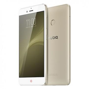 Nubia Z11 MiniS 4GB 64GB Snapdragon 625 Octa Core Android 6.0 4G LTE Smartphone 5.2 inch FHD 23.0MP Camera Fingerprint ID Gold
