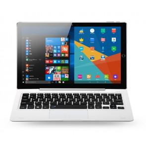 Onda Obook 20 2 in 1 Tablet PC 10.1 inch Windows 10 + Android 5.1 Intel Cherry Trail Z8300 Quad Core 4GB 64GB HDMI OTG Camera Bluetooth White