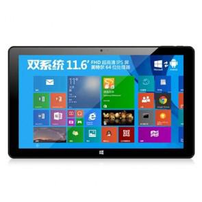 Onda V116w 3G Windows 8.1 & Android 4.4 Intel Z3736F Quad Core 2GB 64GB Tablet PC 11.6 Inch 1920 x 1080 Screen 4K WiFi HDMI Black
