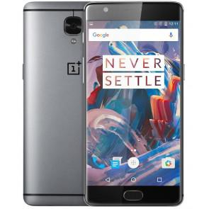 OnePlus 3 6GB 64GB 4G Smartphone Snapdragon 820 Quad Core 2.2GHz 5.5 inch Corning Gorilla Glass 4 Screen Android 6.0 Press Fingerprint ID Gray
