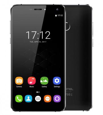 OUKITEL U11 Plus 4GB 64GB MTK6750T Octa Core Android 7.0 4G LTE Smartphone 5.7 Inch 13.0MP Black