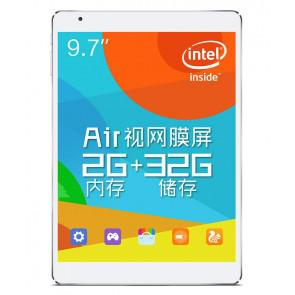 Teclast X98 Air III Intel Bay Trail Z3735F 64 bit Android 5.0 2GB 32GB Tablet PC 9.7 Inch Retina Screen Sliver