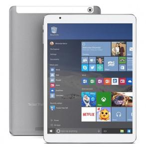 Teclast X98 Pro 4GB 64GB Windows 10 Trail Z8500 Quad Core Tablet PC 9.7 Inch Retina screen 8000mAh Battery White & Gray