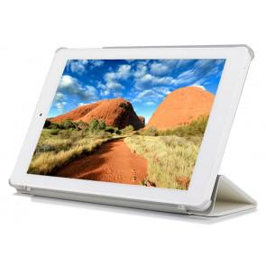 Original Teclast X90HD Leather Case Protective Case Cover White