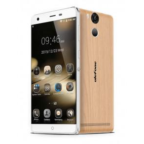 Ulefone Power 4G LTE MT6753 Octa Core 3GB 16GB Android 5.1 Smartphone 5.5 inch 6050mAh Wooden