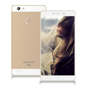 Vkworld Discovery S2 4G LTE 2GB 16GB MTK6735 Android 5.1 Smartphone 5.5 Inch 13MP Camera Gold