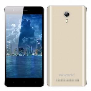 VKworld F1 Smartphone MTK6580 Quad Core 1GB 8GB Android 5.1 4.5 inch 3G GPS 5MP Camera Gold