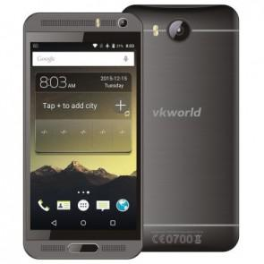 VKworld VK800X MTK6580 Quad Core 1GB 8GB 3G Smartphone Android 5.1 5.0 inch 8MP Camera Gray