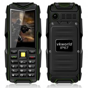 VKworld Stone V3 IP67 Smartphone 2.4 inch 2.0MP Camera Black