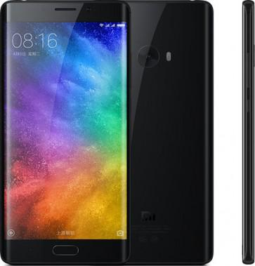 Xiaomi Mi Note 2 4GB 64GB Snapdragon 821 4G+ LTE Smartphone 5.7 inch OLED Curved FHD Screen 22.56MP Touch ID MIUI 8 NFC 3D Glass Cover Black